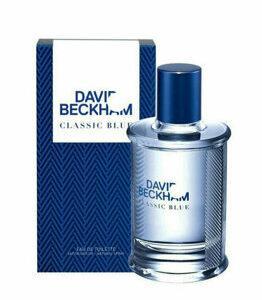 Apa de toaleta David Beckham Classic Blue, 90 ml, pentru barbati