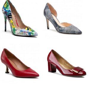 Pantofi de damă eleganți și confortabili
