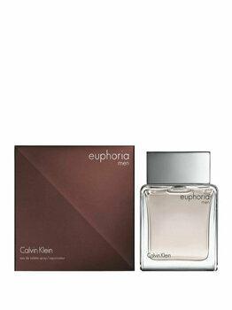 Apa de toaleta Calvin Klein Euphoria, 50 ml, pentru barbati
