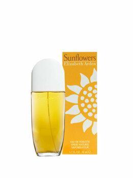 Apa de toaleta Elizabeth Arden Sunflowers, 50 ml, pentru femei