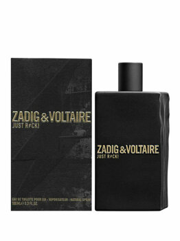 Apa de toaleta Zadig & Voltaire Just Rock! For Him, 100 ml, pentru barbati