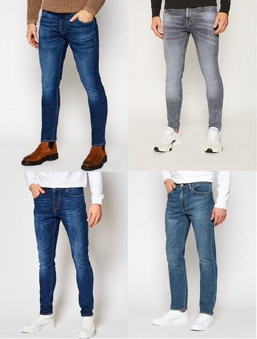 Jeans pentru barbati eleganti online