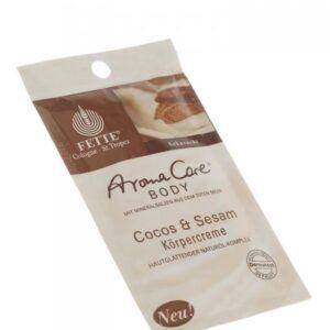 Crema de Corp DermaSel Aroma Care cu Cocos si Susan - 30 ml