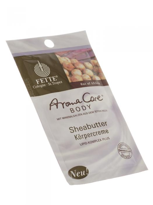 Crema de Corp DermaSel Aroma Care cu Unt de Shea - 30 ml
