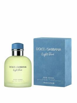 Apa de toaleta Dolce & Gabbana Light Blue ,75 ml,pentru barbati