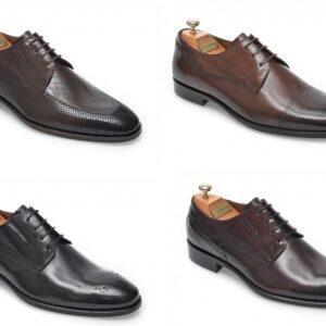 Pantofi barbati eleganti de lux