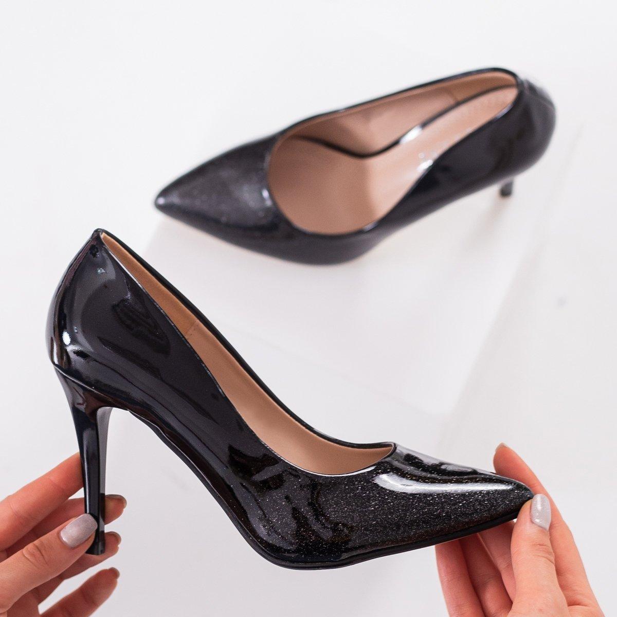 pantofi-cu-toc-dama-negri-cu-sclipici-avenita