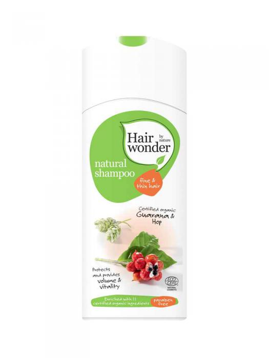 Sampon HennaPlus pentru Par Normal si Subtire Hair Wonder - 200 ml