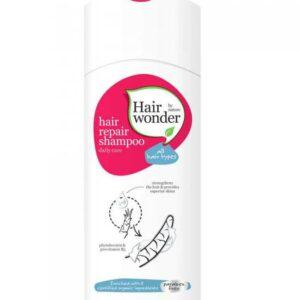 Sampon HennaPlus Reparator si Regenerant Hair Wonder - 200 ml