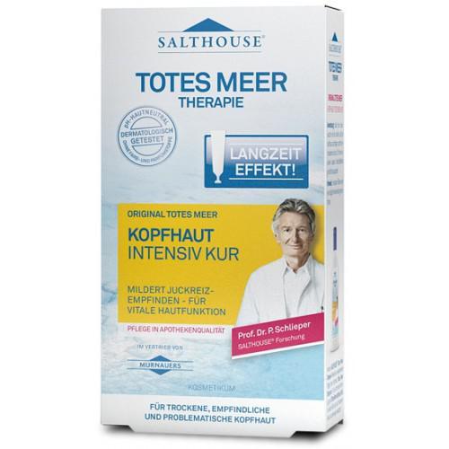 Tratament Intensiv Par Cu Minerale Salthouse De La Marea Moarta