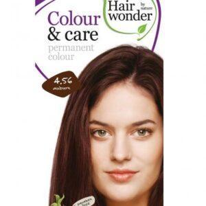 Vopsea Par Hair Wonder-4.56 Auburn Fara Amoniac HennaPlus