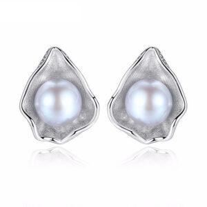 Cercei cu perle naturale Michelle