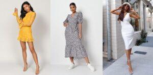 rochii de zi elegante