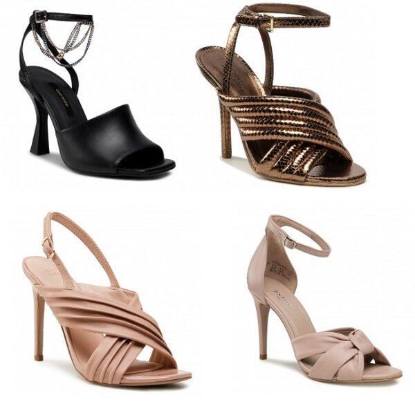 Sandale elegante pentru doamne