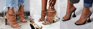 Sandale dama deosebite