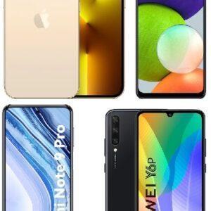 Smartphone și telefoane mobile online